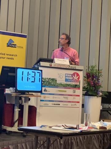 Thierry Masi-Directeur des Ventes  -  EIHA conference 2019
